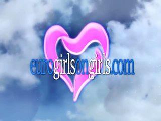 Free European Lesbian Porn Online