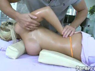 Czuły masaż z drilling