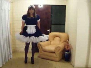 French CD Maid Solo