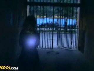 Hardcore dp fucking on Halloween Video