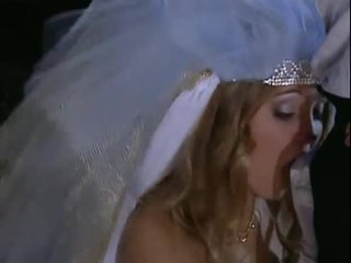 si rambut coklat, euro, pengantin