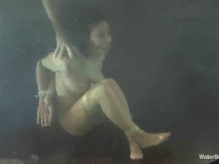 Hot Gina Caruso Have Humiliated In Slavery Vid