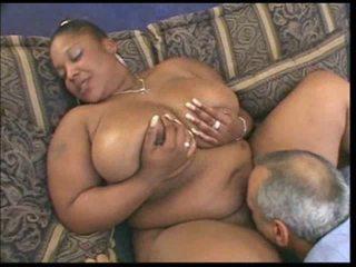 Fucking BBW Ebony Fat Ass Video