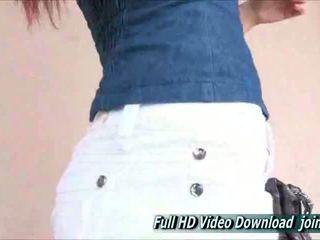 redhead video-, kindje gepost, meer lesbisch klem
