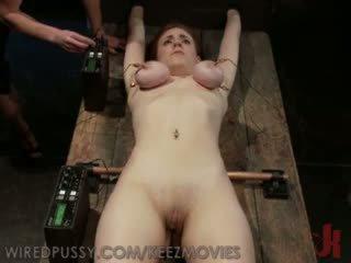 plezier marteling mov, hq afgedroogd gepost, pervers seks