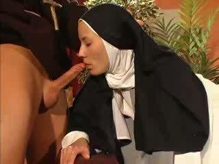 amor, nun, priest