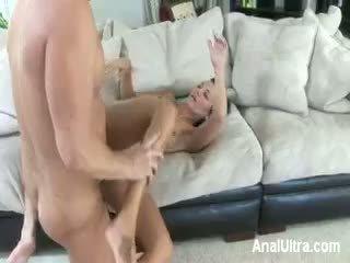 kijken brunette klem, meer anaal video-, gratis amateur porno
