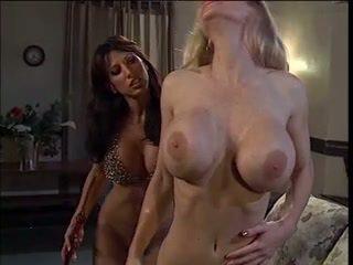 alle blondjes klem, alle grote borsten klem, ideaal lesbiennes porno