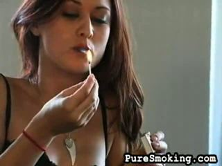 A Curves Of Smoke