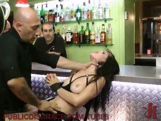 Disgracing a Filthy Street Slut