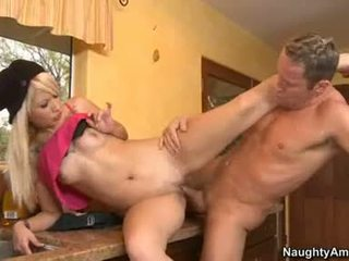 Hot As Fuck Coco Velvett Receives Her Mouth Messed Up With Oozy Warm Jizz