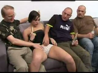 couch, drunk online, blowjob