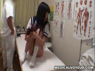 Spycam เด็กนักเรียนหญิง climax การนวด 3