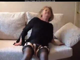 hot euro clip, british, fresh grannies clip