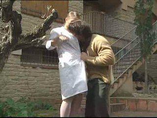 Rita Faltoyano banged outdoor Video