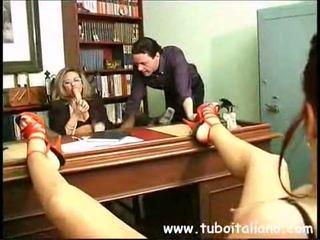 সমকামী স্ত্রীলোক, amatoriale, ইতালিয়ান