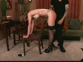 caning, over the knee spanking, svižný