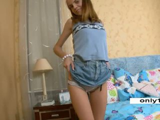 Anaal orgasm 18 years beauty zanna video