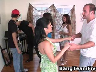 Fuck Team Dance Team 4 By Gangbangteamfive