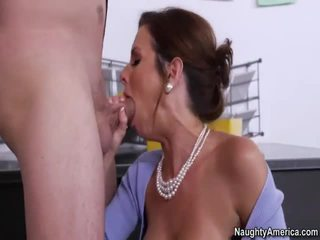 Milf Gets Fucked By Four Guys