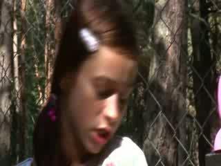 zien student film, vol aanlokken scène, mooi aanlokkelijk vid