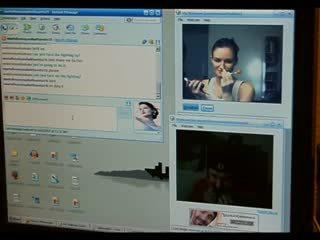 sie brünetten groß, am meisten webcams, domina alle