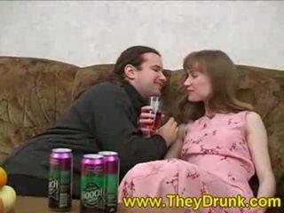 zien brunette porno, groot hardcore sex scène, vers dronken film
