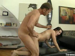 brunette porno, kwaliteit hardcore sex seks, hard fuck video-
