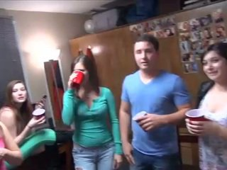 online college, drunk, party video