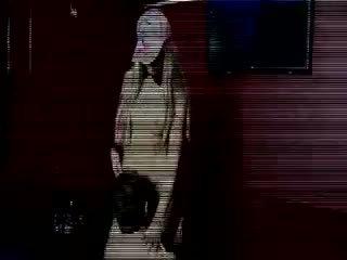 Slut Sucks Multiple Dicks In Live Show Cinema With Her