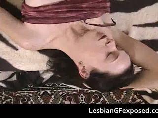hardcore sex, lesbische seks, een masturbatie