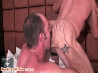 Matt Sizemore And Bill Marlowe Gay Bareback Actionion 1 By Barebackholes