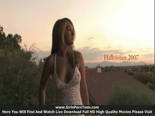 Halloween bonus horny pretty sexy babe full movies