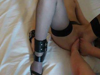 seks klem, heet enorme speelgoed vid, masturbatie