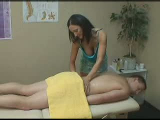 watch brunette movie, any massage, fun handjob movie