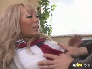 ideal blondes, japanese, schoolgirls see