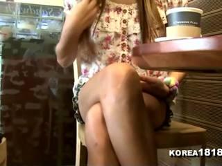 voyeur, masaj, coreean