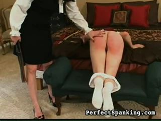 alle caning klem, spanking actie, kwaliteit whipping film