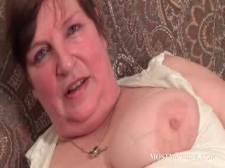 ouder porno, grootmoeder film, heet oud gepost