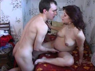 Pregnant Russian 01