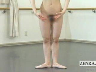 nominale brunette klem, meest japanse kanaal, nieuw striptease porno