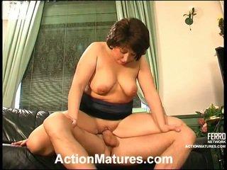 mooi brunette, kijken hardcore sex, vol hard fuck actie