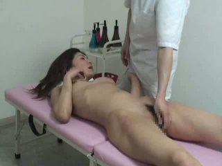 Young aýaly aldamak with massager video