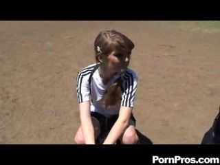 Faye regan fútbol adolescente bdsm!
