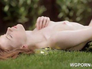 schattig porno, hartstochtelijk vid, heet verliefd scène