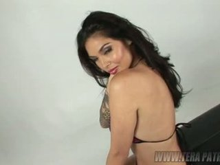 Glamorous Porn Slut Tera Patrick Looking So Hawt And Wild In Her Sexy Lingerie