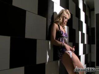 blondjes, mooi aanbiddelijk, een schoonheid seks
