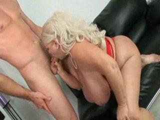 Matura grande poppe anale cazzo