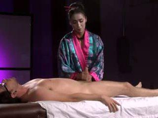 vers japanse porno, massage scène, chinees seks