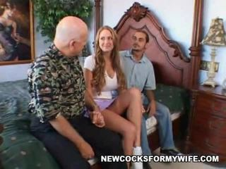 cuckold fun, mix most, wife fuck most